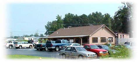 The Mean Pig, Cabot, Arkansas